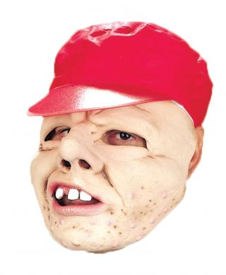 Hills Brothers Latex Mask