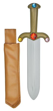 Jeweled Dagger & Sheath