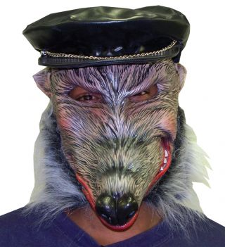 Dirty Rat Latex Mask