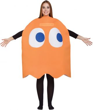 Adult Clyde Costume - Pac Man