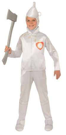 Boy's Tin Man Costume - Wizard of Oz