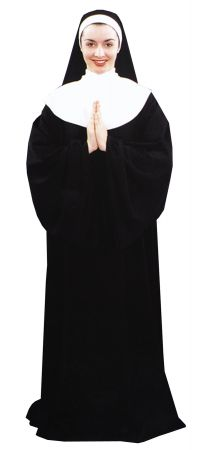 Women's Nun Costume