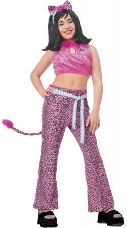Pink Josie Costume - Josie and the Pussycats