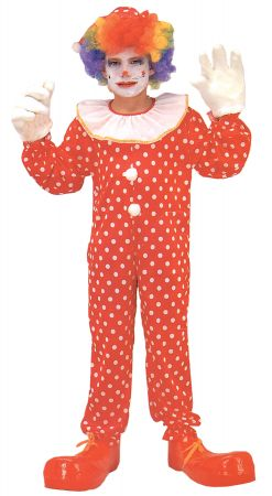 Clown Costume Deluxe