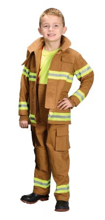 Boy's Firefighter Costume