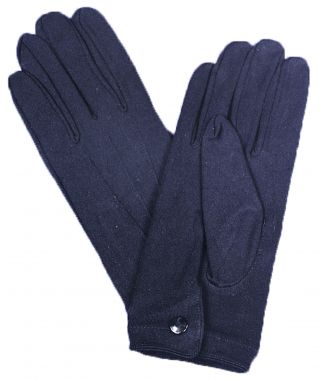Men's Nylon Gloves with Snap