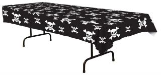 """54"""" x 108"""" Pirate Table Cover"""