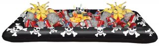 Pirate Buffet Cooler Inflatable