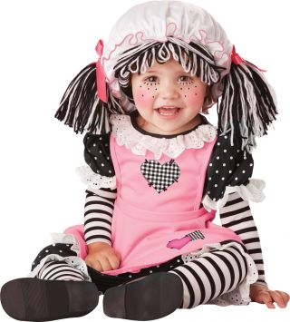 Baby Doll Costume