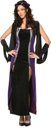 Women's Lady of Shallot Costume