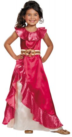 Girl's Elena Adventure Dress - Elena Of Avalor