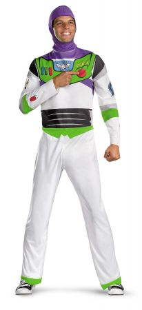 Men's Buzz Lightyear Classic Costume - Toy Story