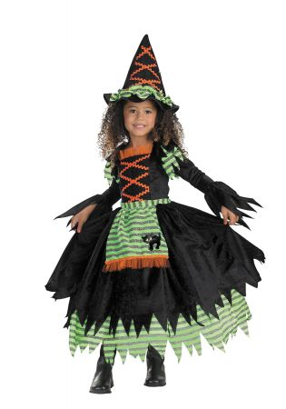 Witch Storybook Deluxe Costume