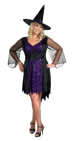 Women's Brilliantly Bewitched Costume
