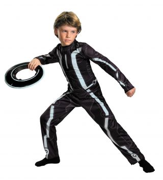 Girl's Tron Classic Costume - Tron Legacy Movie