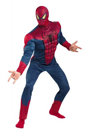 Men's Spider-Man Classic Muscle Costume