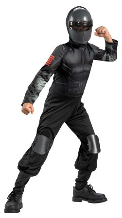 Boy's Snake Eyes Classic Costume - G.I. Joe Movie