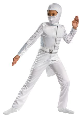 Boy's Storm Shadow Classic Costume - G.I. Joe Movie
