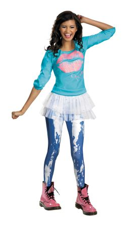 Girl's Rocky Season 2 Classic Costume - Shake it Up