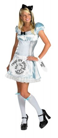 Teen Alice Costume - Alice in Wonderland