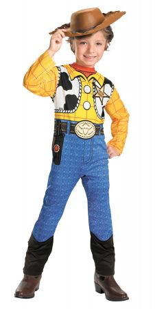 Boy's Woody Classic Costume - Toy Story