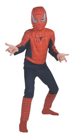 Boy's Spider-Man Movie Costume