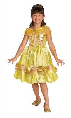 Belle Sparkle Classic Costume - Beauty & the Beast