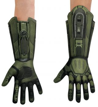 Master Chief Deluxe Gloves - Halo
