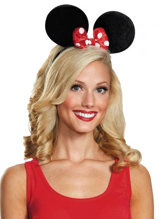 Deluxe Exclusive Minnie Mouse Ears