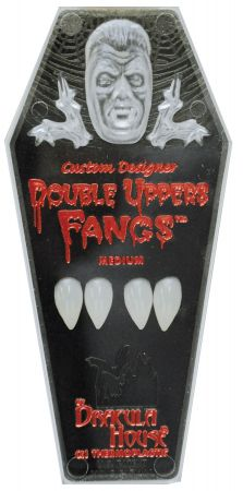 Fangs Upper Double Coffin
