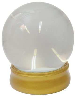 Crystal Ball with Standard