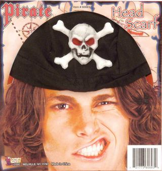 Pirate Doo Rag