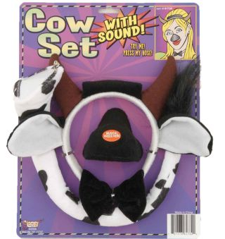 Cow Set with Sound