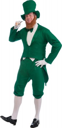 Men's Leprechaun Pub Crawl Costume