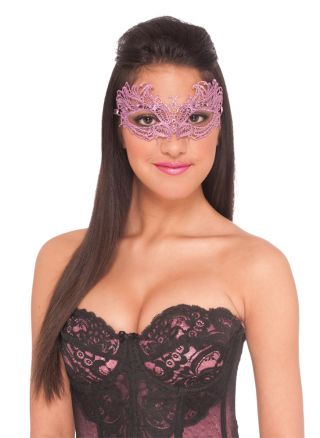 Women's Lace Mask