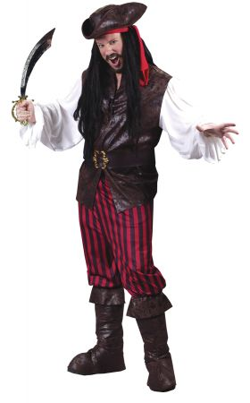 High Seas Buccaneer Costume