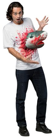 Sharknado 3D Attacks Costume