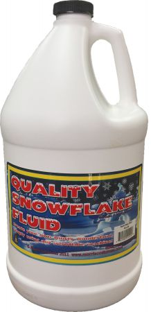 Snow Flake Fluid Gallon