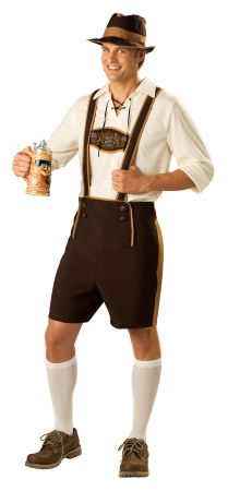 Men's Bavarian Guy Costume