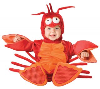 Lil Lobster Costume