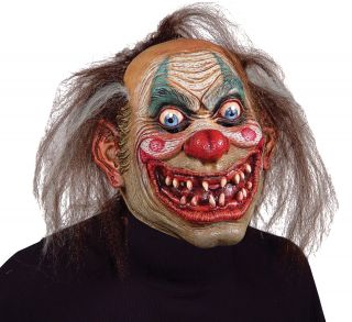 Carnival Drifter Clown Mask
