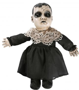 Little Precious Haunted Doll with Sound