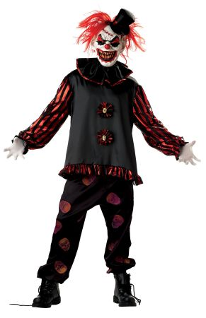 Carver the Killer Clown Costume
