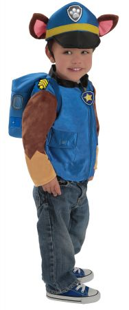 Chase Costume - PAW Patrol