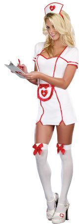 Women's Really Naughty Costume