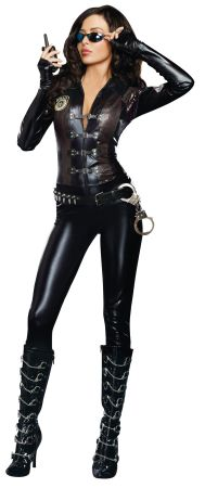 Women's Special Ops Costume