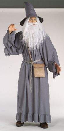 Men's Deluxe Gandalf Costume - Lord of the Rings