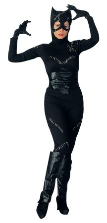 Women's Catwoman Costume - Gotham City Most Wanted