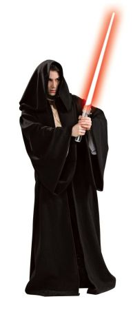 Men's Deluxe Sith Robe - Star Wars Classic