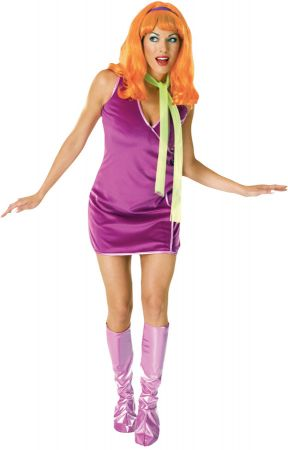Women's Daphne Costume - Scooby-Doo